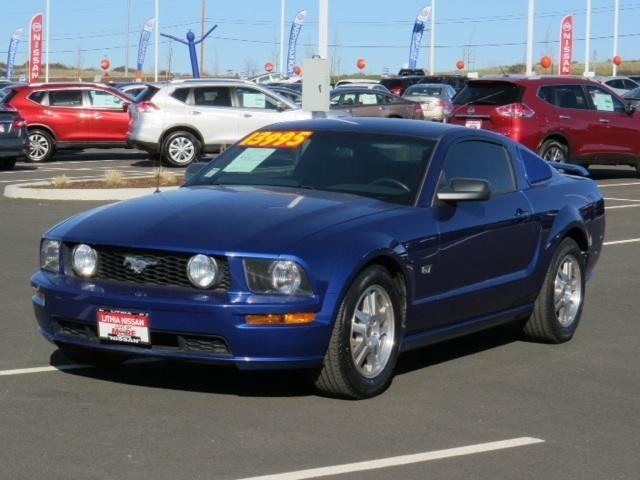 2005 ford mustang 2dr coupe gt for sale in medford oregon classified. Black Bedroom Furniture Sets. Home Design Ideas
