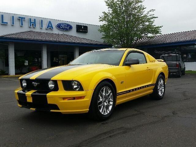 2005 ford mustang 2dr coupe gt for sale in roseburg. Black Bedroom Furniture Sets. Home Design Ideas