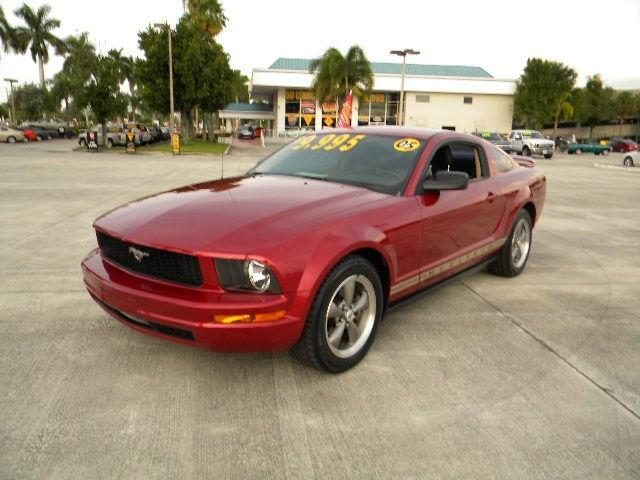 2005 ford mustang for sale in margate florida classified. Cars Review. Best American Auto & Cars Review