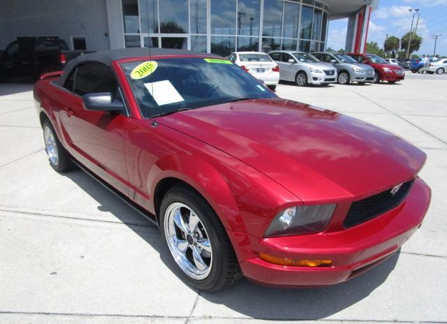 2005 ford mustang convertible for sale in venice florida classified. Black Bedroom Furniture Sets. Home Design Ideas