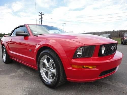 2005 ford mustang coupe 2dr conv gt for sale in guthrie north carolina classified. Black Bedroom Furniture Sets. Home Design Ideas