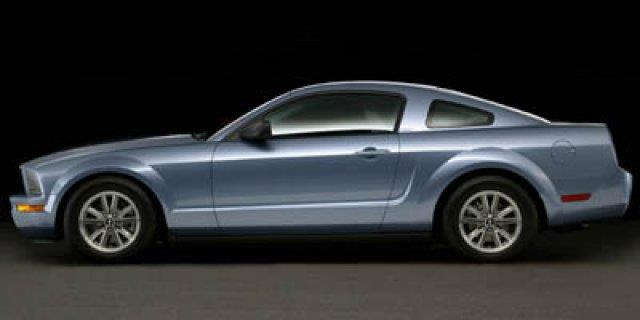 2005 Ford Mustang V6 Deluxe Deluxe 2dr Fastback