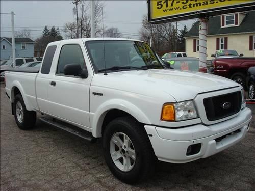 2005 ford ranger edge supercab 4x4 112k miles we finance for sale in howell michigan classified. Black Bedroom Furniture Sets. Home Design Ideas