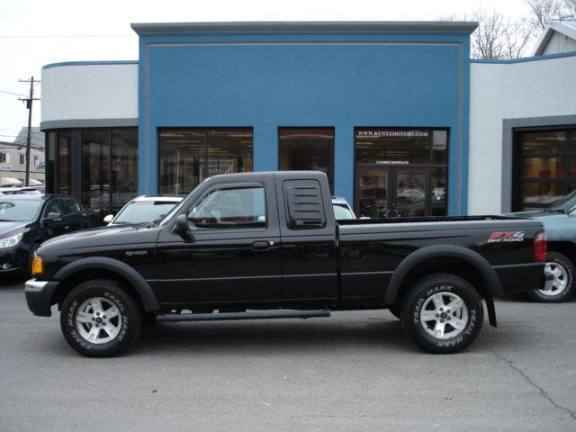 2005 ford ranger fx4 supercab for sale in punxsutawney pennsylvania classified americanlisted