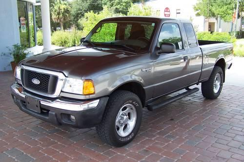 2005 ford ranger supercab xlt 4x4 for sale in vero beach. Black Bedroom Furniture Sets. Home Design Ideas