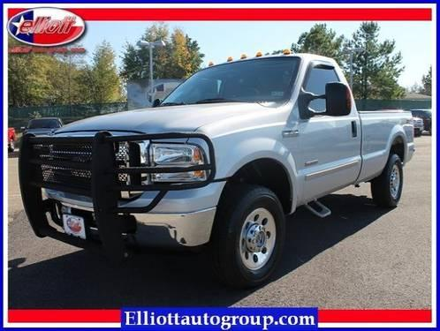 2005 ford super duty f 250 pickup truck reg cab 137 xl 4wd for sale in mount pleasant texas. Black Bedroom Furniture Sets. Home Design Ideas