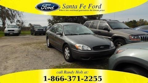 2005 FORD TAURUS 4 DOOR SEDAN