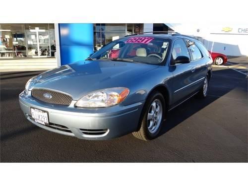 Lithia Chevrolet Redding >> 2005 Ford Taurus 4dr Station Wagon SE SE for Sale in Redding, California Classified ...
