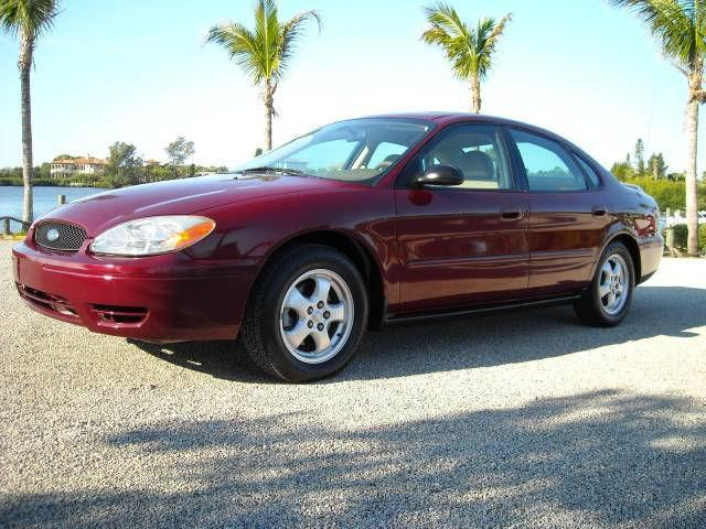 2005 ford taurus se for sale in osprey florida classified. Black Bedroom Furniture Sets. Home Design Ideas