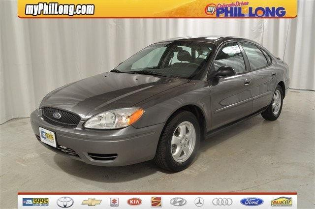 2005 Ford Taurus Se For Sale In Colorado Springs Colorado