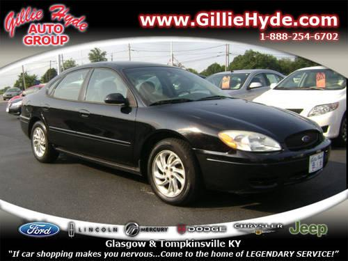 2005 ford taurus sedan sel for sale in dry fork kentucky classified. Black Bedroom Furniture Sets. Home Design Ideas