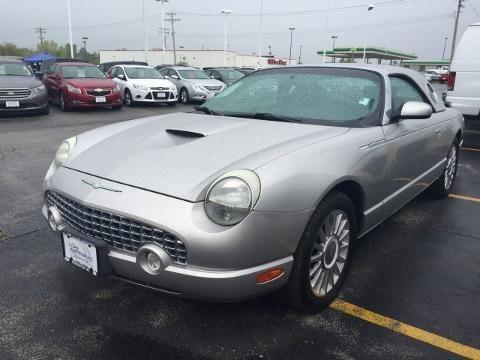 2005 ford thunderbird 2 door convertible for sale in campbellton missouri classified. Black Bedroom Furniture Sets. Home Design Ideas