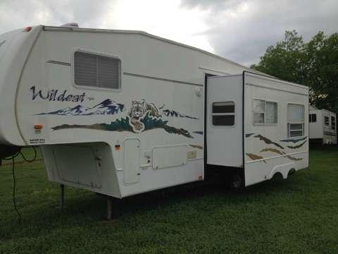 2005 forest river wildcat for sale in granbury texas classified. Black Bedroom Furniture Sets. Home Design Ideas