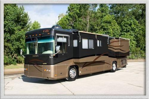 2005 Foretravel U295 For Sale In Bossier City Louisiana