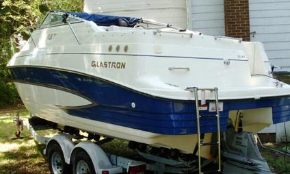2005 Glastron Gs 249