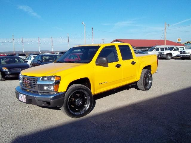 2005 gmc canyon sle for sale in roland oklahoma classified. Black Bedroom Furniture Sets. Home Design Ideas