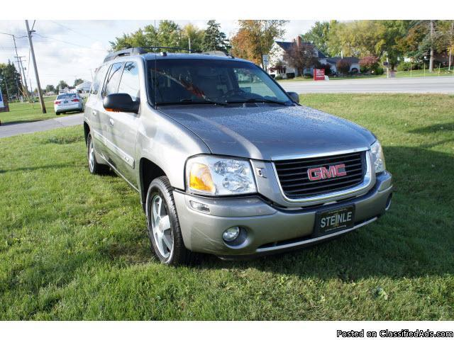 2005 gmc envoy for sale in bay view ohio classified. Black Bedroom Furniture Sets. Home Design Ideas