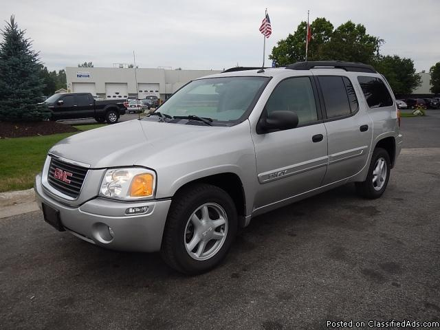 Keys Stuck In Ignition >> 2005 GMC Envoy LX for Sale in Byron Center, Michigan Classified | AmericanListed.com