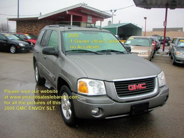 2005 gmc envoy sle for sale in lebanon indiana classified. Black Bedroom Furniture Sets. Home Design Ideas