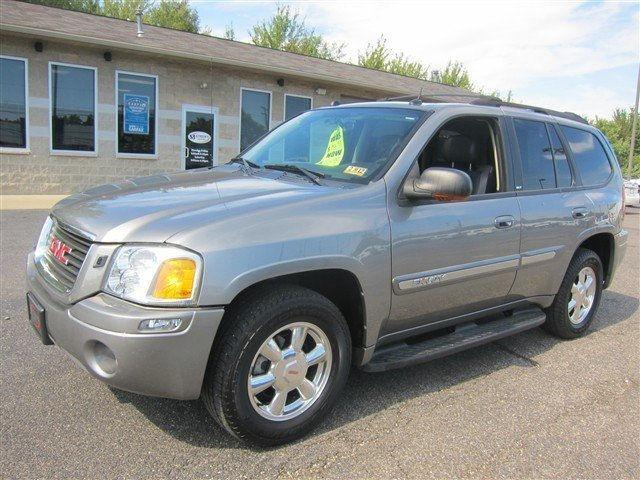 2005 gmc envoy slt for sale in parkersburg west virginia classified. Black Bedroom Furniture Sets. Home Design Ideas