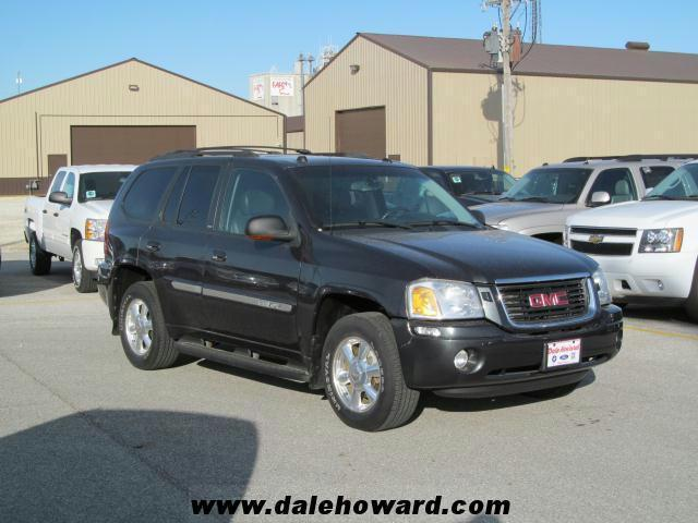 2005 gmc envoy slt for sale in iowa falls iowa classified. Black Bedroom Furniture Sets. Home Design Ideas