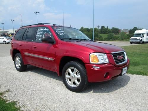 2005 gmc envoy suv slt for sale in williamstown kentucky classified. Black Bedroom Furniture Sets. Home Design Ideas
