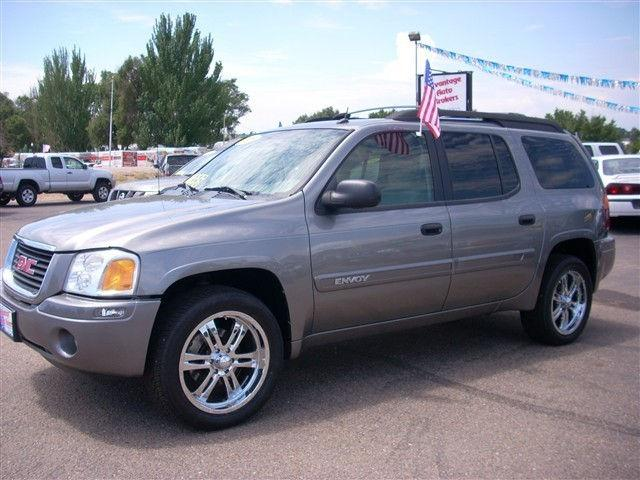 2005 gmc envoy xl sle for sale in greeley colorado classified. Black Bedroom Furniture Sets. Home Design Ideas