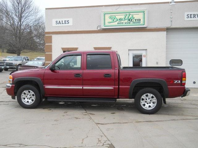 2005 gmc sierra 1500 sle for sale in dell rapids south dakota classified. Black Bedroom Furniture Sets. Home Design Ideas