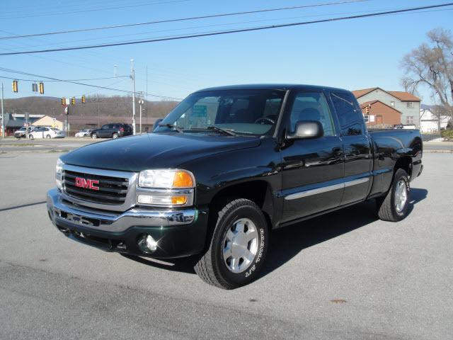 2005 gmc sierra 1500 sle for sale in duncansville pennsylvania classified. Black Bedroom Furniture Sets. Home Design Ideas