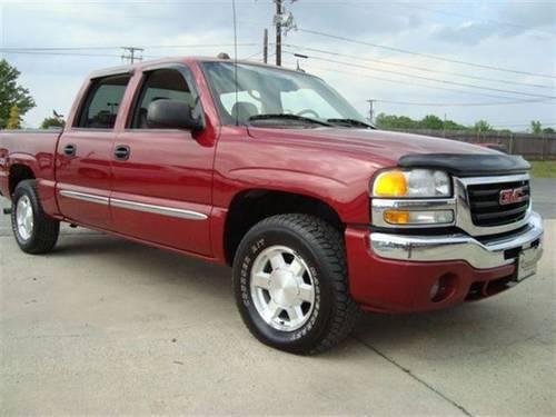 2005 gmc sierra 1500 truck slt 4x4 truck for sale in guthrie north carolina classified. Black Bedroom Furniture Sets. Home Design Ideas