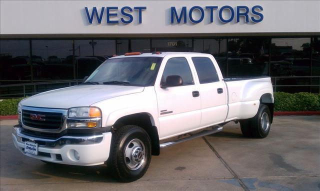 2005 GMC Sierra 3500 SLT