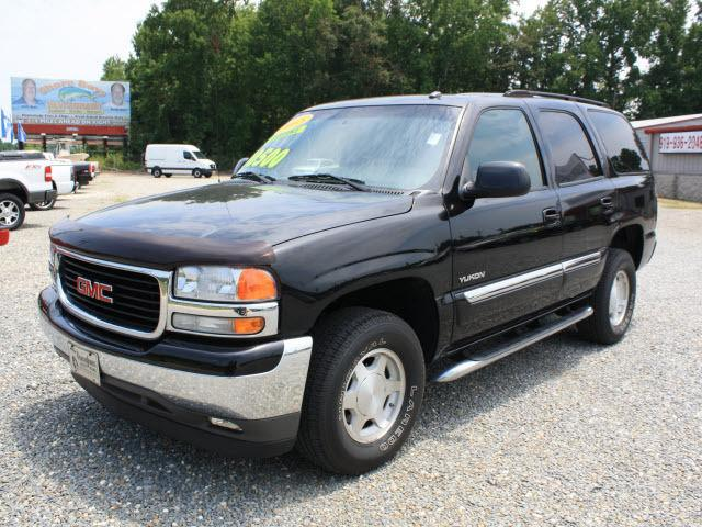 2005 gmc yukon for sale in princeton north carolina classified. Black Bedroom Furniture Sets. Home Design Ideas