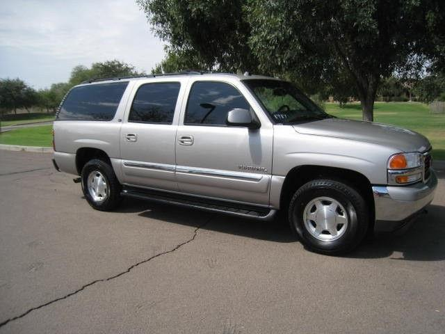 2005 gmc yukon xl 1500 slt for sale in scottsdale arizona classified. Black Bedroom Furniture Sets. Home Design Ideas