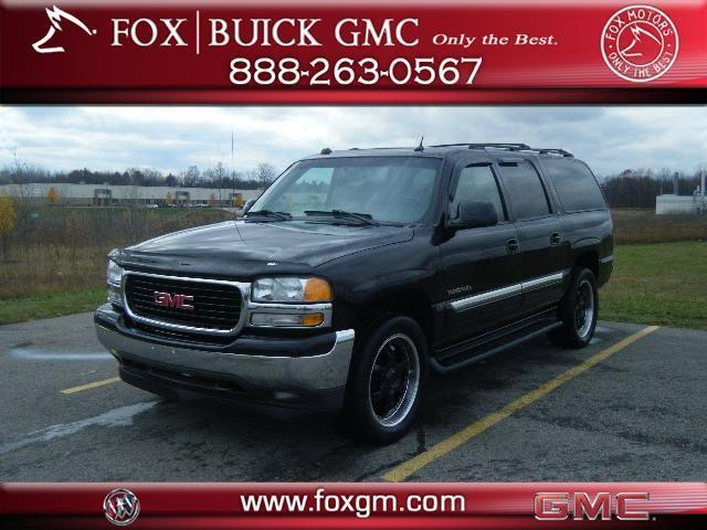 2005 gmc yukon xl 1500 slt for sale in comstock park michigan classified. Black Bedroom Furniture Sets. Home Design Ideas