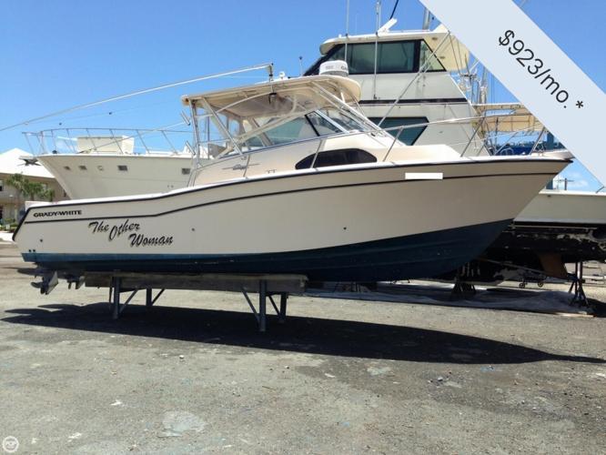 2005 Grady-White 300 Marlin WA for Sale in Cape Canaveral, Florida Classified   AmericanListed.com