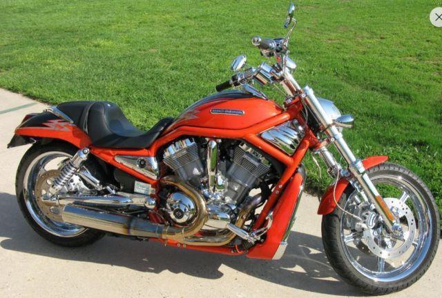 Cvo Motorcycles For Sale Texas >> 2005 Harley-Davidson CVO Screamin' Eagle VRSCSE V-ROD for Sale in Argyle, Texas Classified ...