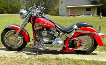 2005 Harley Davidson CVO Screaming Eagle Fatboy Softail