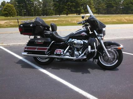2005 Harley Davidson Electra Glide ULTRA CLASSIC