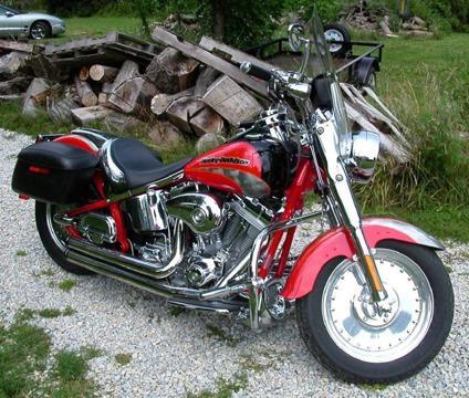 2005 Harley Davidson Fat Boy Screaming Eagle for Sale in