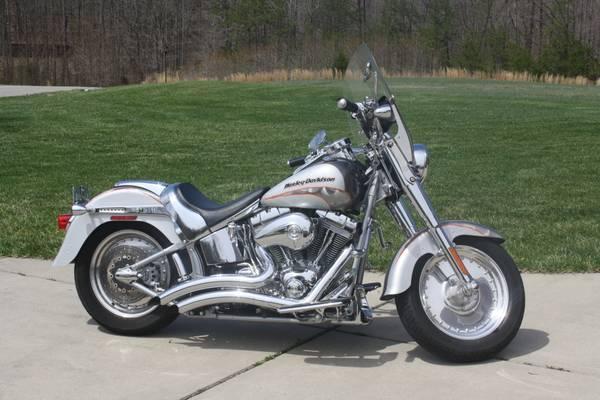 2005 Harley Davidson Fatboy in Greensboro, NC
