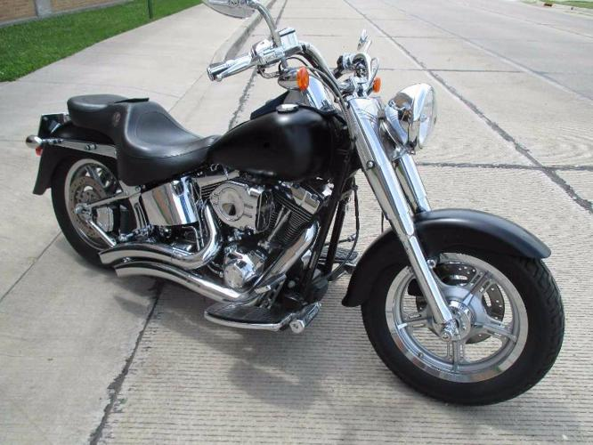 Harley Davidson Fatboy Paint Set Classifieds