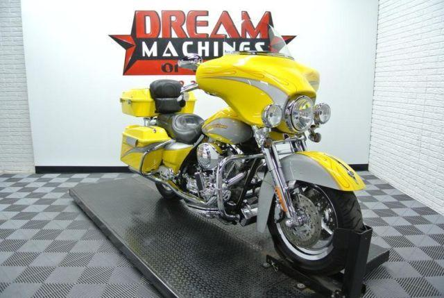 Cvo Motorcycles For Sale Texas >> 2005 Harley-Davidson FLHTCSE2 - Screamin' Eagle Electra Glide CVO *Boo for Sale in Dallas, Texas ...