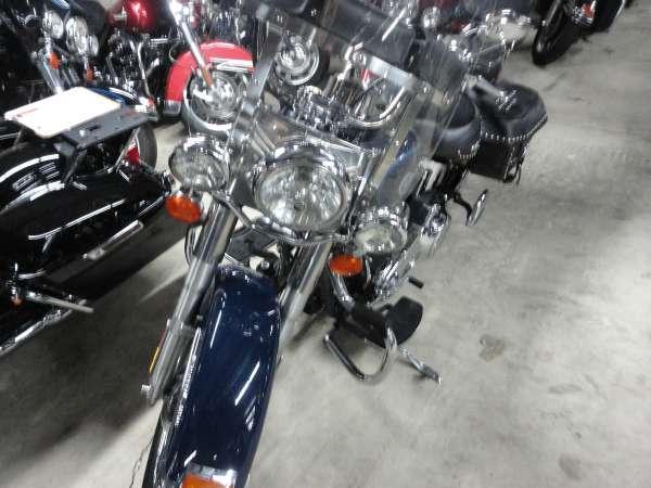 Harley Davidson Motorcycles Tecumseh