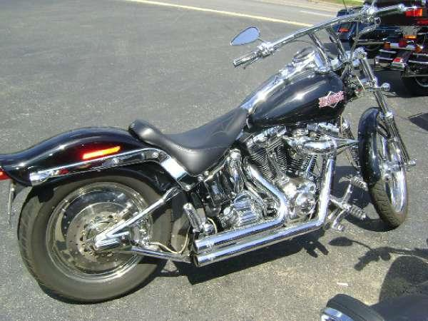 2005 Harley-Davidson FXSTB/FXSTBI Softail Night Train
