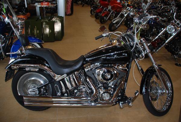 2005 Harley Fxstdi Softail Deuce For Sale