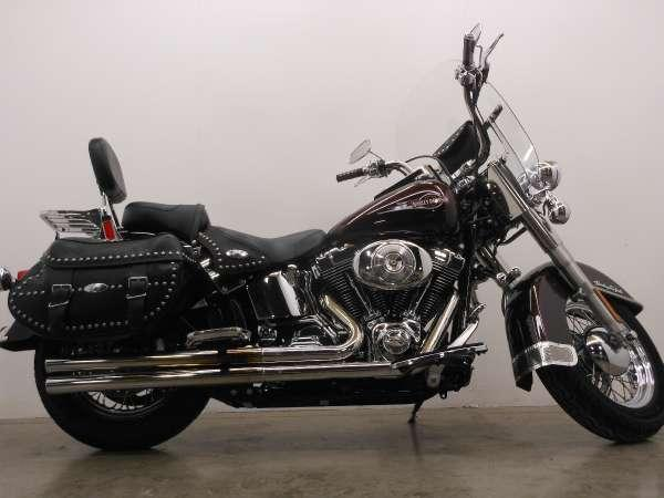 2005 harley davidson heritage softail classic used motorcycles for sale columbus oh independent. Black Bedroom Furniture Sets. Home Design Ideas
