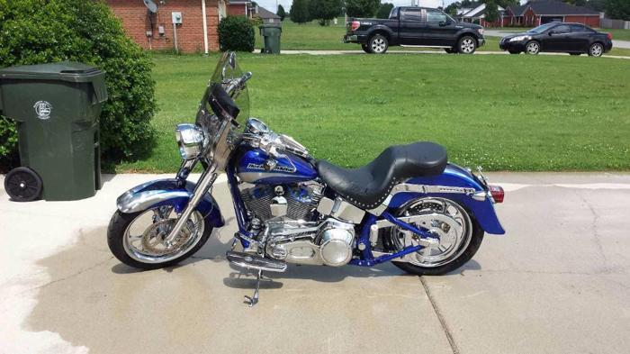 2005 Harley Davidson Screaming Eagle Fatboy