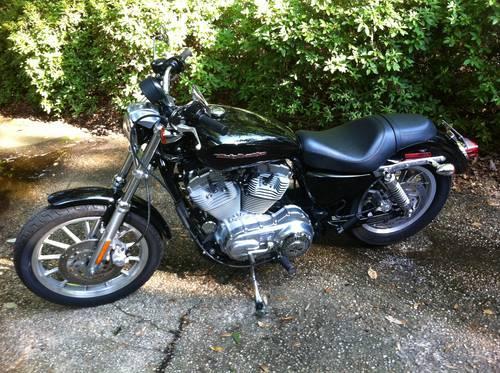 ***2005 Harley Davidson Sportster 883 - CUSTOM - ONLY