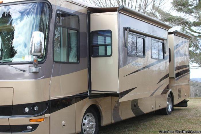 2005 Holiday Rambler Diesel Motorhome For Sale In Bean