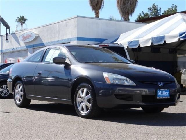 2005 honda accord cpe coupe ex l v6 at for sale in van. Black Bedroom Furniture Sets. Home Design Ideas